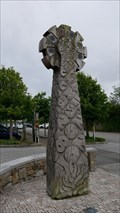 Image for Wooden cross -Redruth Cornwall UK