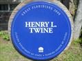 Image for Henry L. Twine - St. Augustine, FL