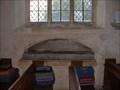 Image for Piers Shonks, St Mary's Church, Brent Pelham, Herts, UK