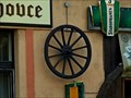 Image for Wagon wheel Na Vlachovce - Kobylisy, Praha, CZ