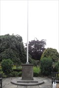 Image for Combined War Memorial, WWII and Korea, Memorial Park, Bakewell, Derbyshire.