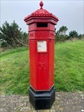 Image for Victorian Penfold Pillar Box - Giants Causeway - Northern Ireland