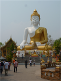 Image for Wat Phra That Doi Kham - Chiang Mai, Thailand