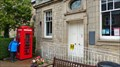 Image for Red Telephone Box, Melrose Post Office, UK