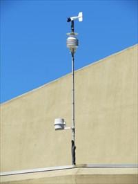 LHS Weather Station, Berkeley, CA