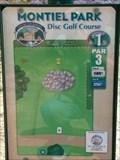 Image for Montiel Park Disc Golf Course, San Marcos, CA