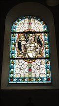Image for Stained Glass Windows at  Church of St. Martin in Hilberath - NRW / Germany