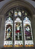 Image for Stained Glass Windows - All Saints - Beyton, Suffolk