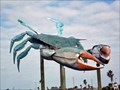 Image for Rockport, Texas: World's Largest Blue Crab