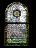 Image for Milton Stained Glass Window - Springfield, MA