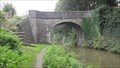 Image for Bridge 94 Over The Macclesfield Canal - Hall Green, UK