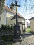 Image for Krizek u kostela - Nemcice, Czech Republic