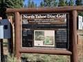 Image for Tahoe Vista Regional Disc Golf Course - Tahoe Vista, California