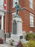 Image for World War I Monument - Meaford, ON