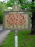 Image for Golden Pond