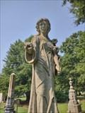Image for Adelaide ~ Elmwood Cemetery ~ Charlotte, North Carolina.