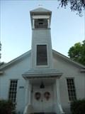 Image for Middleburg United Methodist Church Bell Tower - Middleburg, FL