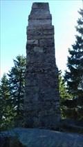 Image for Vermessungspunkt I. Ordnung - Ochsenkopfgipfel, BY, Deutschland