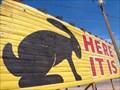 "Image for Historic Route 66 - ""Here It Is"" -  Joseph City, Arizona, USA."