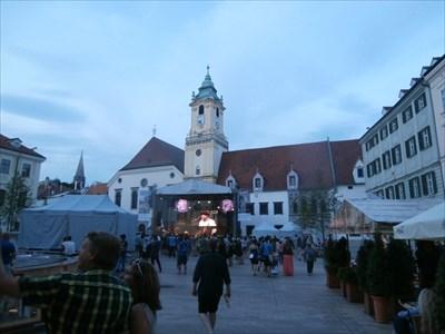 Bratislava, Slovakia - City and Town Hall