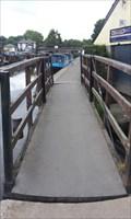 Image for Pivot Bridge, Trevor Harbour, Trevor, Wrexham, Wales, UK