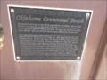 Image for Centennial Bench - Ponca City, OK