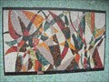 Image for Amalgemated Transit Union, Local 694, mosaic wall