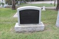 Image for James Chance -- Texas State Cemetery, Austin TX