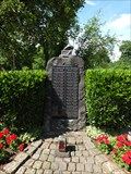 Image for Combined World War monument in Schweinheim - NRW / Germany