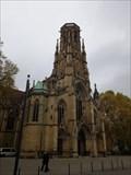 Image for Tourism - Johanneskirche - Stuttgart, Germany, BW