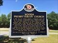 Image for Woods Presbyterian Church - Jackson's Gap, Alabama