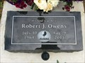 Image for Robert J. Owens - Wisner Cemetery, Linn County, Oregon