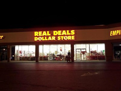 Dollar & Deals Store locator Dollar & Deals store locator displays list of stores in neighborhood, cities, states and countries. Database of Dollar & Deals stores, factory stores and the easiest way to find Dollar & Deals store locations, map, shopping hours and information about brand.