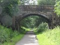 Image for Lodge Brow Bridge Over The Middlewood Way - Whiteley Green, UK