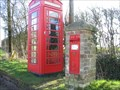 Image for Streetly End Red Telephone Box, Cambridgeshire
