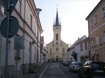 Evangelic Church - Čáslav