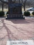 Image for Korean War Memorial - Veterans Memorial Plaza - Saginaw Michigan