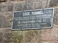 Image for Leek Tunnel , Leek Branch of Caldon Canal, Leek, Staffordshire.