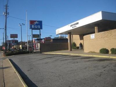 Greyhound Station - Macon, GA - Bus Stations on Waymarking com