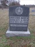 Image for Swan Eddie Warren - New Shamrock Cemetery - Mabry, TX