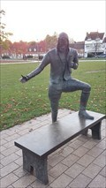 Image for 'Young Will' - Bancroft Gardens - Stratford-upon-Avon, Warwickshire