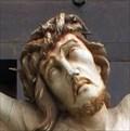 Image for Jesus at St. Nikolaus und Rochus Church, Mayschoß - Rheinland-Pfalz / Germany
