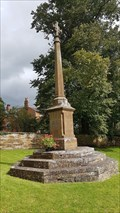 Image for Memorial Cross - Lower Brailes, Warwickshire