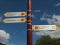 Image for Arrows in Mayschoß - Rheinland-Pfalz / Germany