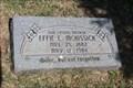 Image for 101 - Effie E. McKissick - Fairview Cemetery - Randlett, OK