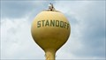Image for Town of Stand Off Water Tower - Stand Off, AB