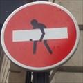 Image for Sens interdit, rue de rivoli - Paris, Ile de France