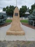 Image for Deaver  World War II Memorial - Deaver, Wyoming