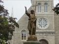 Image for Statue de Saint-François-Xavier - Statue of Saint-Francis Xavier - Verchères, Québec