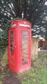 Image for Red Telephone Box - High Street - Braunston, Northamptonshire